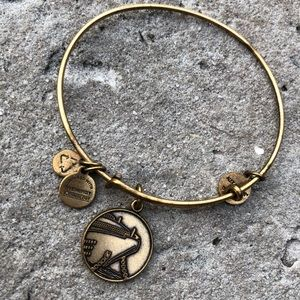Off Alex And Ani Jewelry Alex Ani Guardian Angel Bracelet - Alex and ani cruise ship bangle